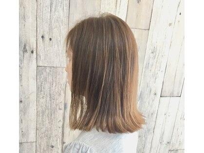 ヘアースペース ムーン(Hair Space MOON)の写真