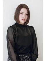 シンプルボブ【DONNA 2007-08 A/W】