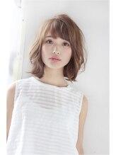 モッズヘア 高崎店(mod's hair)【mod's hair高崎】外ハネゆるパーマ×アッシュベージュ
