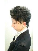 ヘア デザイン ルナ(Hair Design Luna)【Luna】☆インパクトスタイル☆