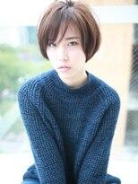 アグ ヘアー ドレス 喜久田店(Agu hair dress)☆簡単スタイリング☆オトナショート