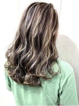 セシルヘアー(CECIL hair)の写真/ダメージを最小限に抑えて、艶・透明感のある仕上がりに♪周りと差がつく、お洒落ヘアは【CECIL】にお任せ!