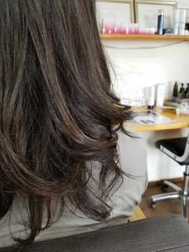 アリシアヘアー(ARISHIA hair)マットグレージュカラー☆【ARISHIA hair 那珂】