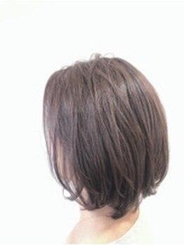 ハートボックス 四谷店(Heart box)の写真/髪は女性の命★変化していく髪質を適切にケアし、大人の魅力を醸し出す上品で美しいスタイルに…♪