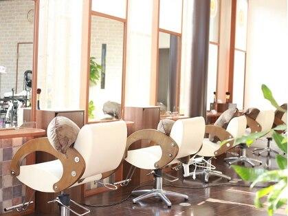 ミューク 上野丘店(Remit Hair miuq)の写真