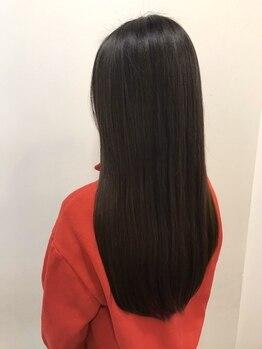 ピーナ 大和高田店の写真/《Aujuaトリートメント》導入サロン!髪質・悩みに合わせ、希望にそったヘアケアで髪質改善☆