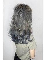 ソース ヘア アトリエ 京橋(Source hair atelier)【SOURCE】アイスブルージュ