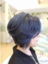 ヘアモード ララルー(Hair mode RaRaLu)クールなちょい悪ショートヘア