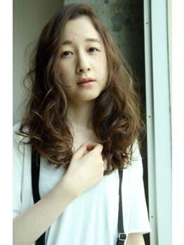 ヘアー デザイン ソラ(hair design SORA)の写真/《98%がトリートメント成分の☆デジキュア》従来の概念を覆す≪ダメージレスエアウェーブ≫も♪
