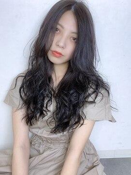 セシルヘアー 岡山駅前店(Cecil hair)地毛風カラー★アッシュグレー