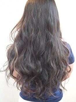 ニコ(Nico)の写真/最高級人毛100%!ボリュームUPも憧れのロングヘアも、毛馴染みも良くお手入れ簡単になりたい髪型が叶う