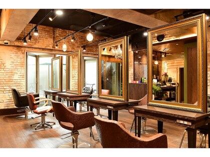 エイム ヘアー エース 三軒茶屋店(eim hair ace)の写真