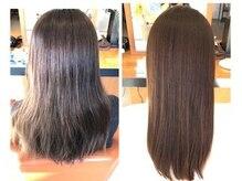 アルト ヘアー(arT hair)の雰囲気(【高槻初☆】話題の水素メニューでお客様に合わせた髪質改善)