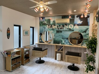 マカノア(MACANOA)の写真