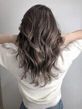 ヘアースタジオゼン アドバンス(hair studio Zen advance)外国人風ハイライトデザイン