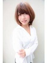 ヘアメイク シュシュ(Hair make chou chou)【HAPPINESS】上品できれいな大人ボブ【木戸竜麻】