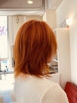 パズロード(Paz Rood)オレンジカラー☆