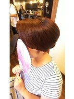 ヘアーアンドメイクサロン ハナココ(hair&make salon hana Coco)祭りアップ!神輿スタイル 着物 浴衣 夏 花火 夏イベント 水戸