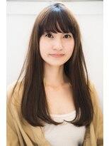 リル ヘアーデザイン(Rire hair design)【Rire-リル銀座-】艶髪☆ナチュラルストレート