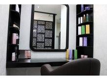 サロンドフィール(Salon de feel)の雰囲気(完全個室のメイクブース!もちろんヘアでもご利用いただけます♪)