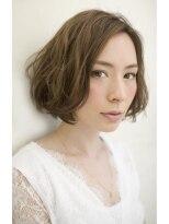 ジョエミバイアンアミ(joemi by Un ami)【 joemi 】カットで決まる360度完璧シルエットボブ
