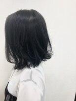 ヴィオレッタ ヘアアンドスペース(VIOLETTA hair&space)グレージュボブ