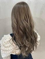 ソース ヘア アトリエ 京橋(Source hair atelier)【SOURCE】ラテベージュ