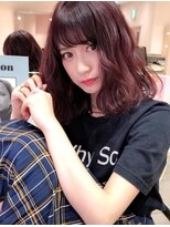 シマ シックス ギンザ(SHIMA SIX GINZA)frill medi × twilight pink