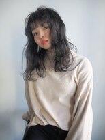 シーヘアデザイン(SHE.hair design)スモーキーグレージュ
