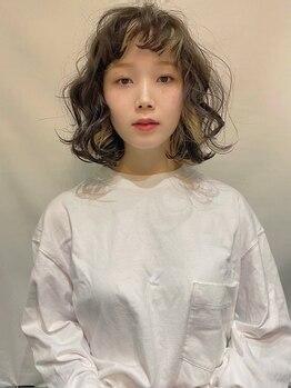 ユーアールデルタ(UR DELTA)の写真/【くせを活かしたカットを体験】髪質を見ながら切るカットは誰でも簡単にスタイリングができる!