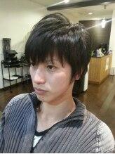 アイリス ヘアデザイン(IRIS HAIR DESIGN)メンズモテ髪ショート☆