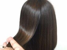 髪質改善で理想のヘアスタイルに♪