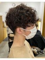 ウルヘアイーズ(ulu.hair ease)メンズパーマ