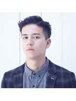 【THE BEAUTY ROOM】ーMen's Collection〔4〕ー(ツーブロック)