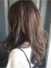 ホロホロヘアー(Hair)ホロホロカラー パールラベンダー