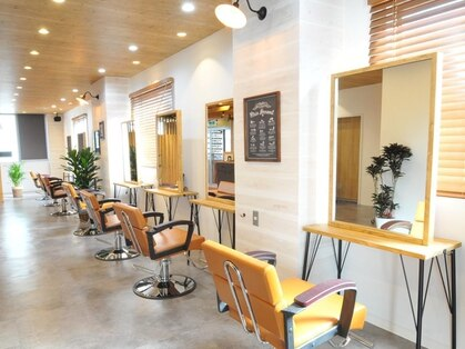 アグ ヘアー ヴィゼ 山科店(Agu hair vise)の写真