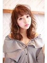 アルマヘア(Alma hair)エアリー☆ルーズミディ