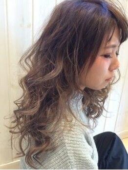 シックヴォイス(Chic Voice)の写真/【オージュア取扱い店】お客様に合わせたオーダーメイドケアでお悩み解決!内側から潤いのあるツヤ髪に…♪