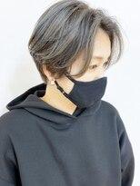 モリオフロムロンドン成増3号店【morio成増/ムラマツ】髪質改善 ショート 3Dハイライト
