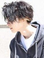 リップスヘアー 銀座(LIPPS hair)【TSH】前下がりマッシュショート