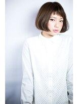 ヘアーメイクビロー タカマツ(Hair Make Billow Takamatsu)ベビーバング×王道ボブ