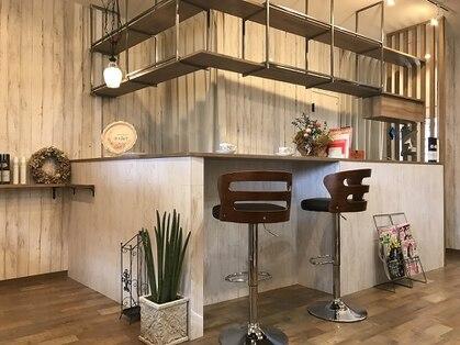 ヘアーアトリエ アンル(hair atelier anle)