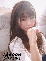 LAGOON ALIVE 亀田一磨 ☆フェザーロング☆