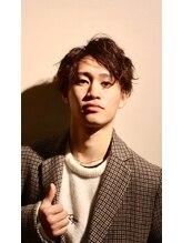 メンズヘアースパイス 駅前(Men's hair SPICE)recommend style short