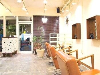 セラヴィ フー(C'EST LA VIE FUU)の写真/【3席のみ】カウンセリング重視のプライベートサロン。温もり溢れる店内で癒しのサロンタイムを…♪