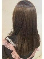 ネオヘアー 東向島店(NEO Hair)ふんわりグレージュ