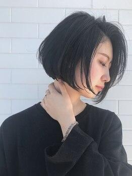 ヘアー ガーデン ロータス Hair Garden Lotusの写真/「似合う」を見極め創りだす最旬ショート◇圧倒的デザイン力×カット技術で再現性の高いStyleを叶えます♪