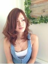 ヘアースタイリングサロン ライカ 戸越銀座店(Hair Styling Salon RAIKA)ふんわりセミロング