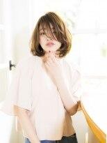 プレイスインザサン(PLACE IN THE SUN)【花本】エアリーレイヤーボブ