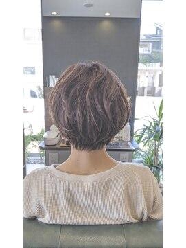 シンクサロン(Think Salon)マッシュボブ